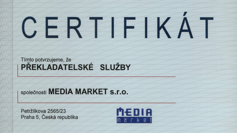 17100 česky